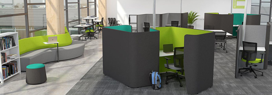 Modular Collaborative Seating