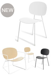 New - Luna Chair Range