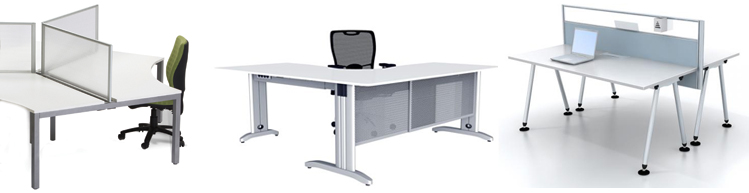 Desks, Workstations, Workstation Systems, Bench Desking, Executive Office Desks